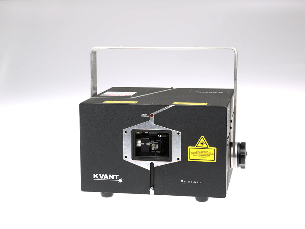 Showlaser Kvant ClubMax 3400 RGB Pure Diode