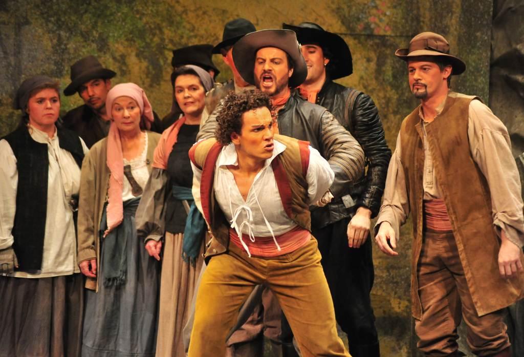 Die Banditen – Operette der Musiktheater Wil